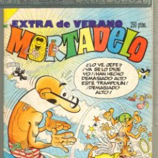 Tebeos: TEBEOS-COMICS CANDY - MORTADELO - EXTRA VERANO - B - 1988 - 1ª EDICION - *AA99. Lote 141840666