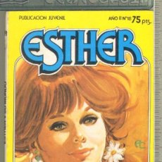 Tebeos: TEBEOS-COMICS CANDY - ESTHER - Nº 18 - BRUGUERA - 1983 - *AA99. Lote 237924650