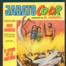 Tebeos: TEBEOS-COMICS CANDY - JABATO COLOR - Nº 83 - ED. BRUGUERA - 1969 - 1ª EDICION *AA99. Lote 57443741