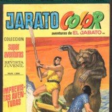 Tebeos: TEBEOS-COMICS CANDY - JABATO COLOR - Nº 88 - ED. BRUGUERA - 1969 - 1ª EDICION *AA99. Lote 57443749