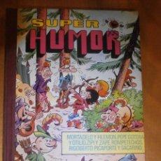 Tebeos: SUPER HUMOR - Nº XVI - Nº 16 - BRUGUERA - 3ª EDICIÓN 1981 - RIGOBERTO PICAPORTE -. Lote 57444276
