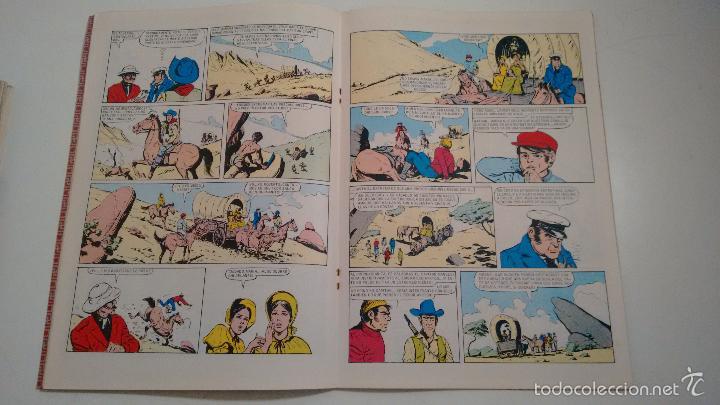 Tebeos: JOYAS LITERARIAS JUVENILES Nº 9 LOS HIJOS DEL CAPITAN GRANT LABERINTO ROJO. BRUGUERA 1ª EDICION 1970 - Foto 2 - 57484217