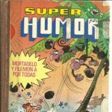 Tebeos: SUPER HUMOR. F. IBÁÑEZ. EDITORIAL BRUGUERA. BARCELONA. 1981. Lote 57504116