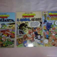 Tebeos: LOTE DE 3 COMICS DE MORTADELO Y FILEMON. Lote 57531791