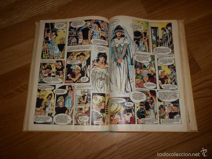 Tebeos: TEBEO FAMOSAS NOVELAS SERIE AZUL CON ESTHER Y SU MUNDO, TOMO Nº 6, BRUGUERA, 1ª EDICION,1982, - Foto 4 - 57533226
