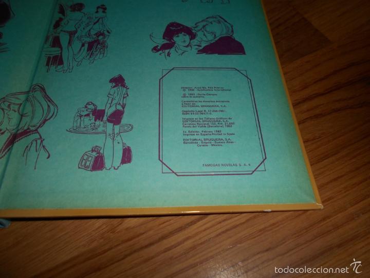 Tebeos: TEBEO FAMOSAS NOVELAS SERIE AZUL CON ESTHER Y SU MUNDO, TOMO Nº 6, BRUGUERA, 1ª EDICION,1982, - Foto 5 - 57533226