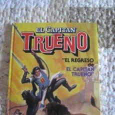 Tebeos: EL CAPITAN TRUENO - ´EL REGRESO DEL CAPITAN TRUENO´- N 1. Lote 57554292
