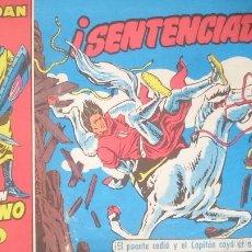 Tebeos: CAPITAN TRUENO - SENTENCIADOS ---- REFM1E2. Lote 57583630