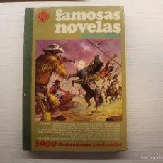 Tebeos: FAMOSAS NOVELAS, TOMO XVI, PRIMERA EDICIÓN 1979, BRUGUERA. Lote 57677354