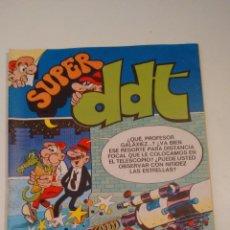 Tebeos: SUPER DDT Nº 14. BRUGUERA 1974. Lote 57678133