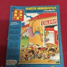 BDs: BRUGUERA EL DDT NUMERO 338 MUY BUEN ESTADO. Lote 57704038
