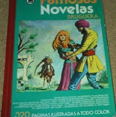 Tebeos: FAMOSAS NOVELAS TOMO XII - BRUGUERA 1982. Lote 57715508