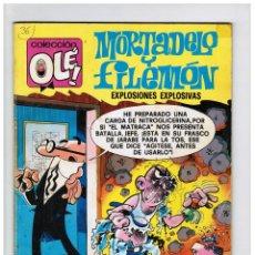 Tebeos: MORTADELO Y FILEMON OLÉ Nº 152 - 3ª EDICIÓN 1982 - BRUGUERA. Lote 57724490