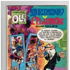 Tebeos: MORTADELO Y FILEMON OLÉ Nº 102 - 3ª EDICIÓN 1978 - BRUGUERA. Lote 57725299