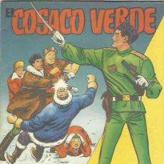 Tebeos: EL COSACO VERDE EXTRA DE VERANO REEDICION. Lote 57811857