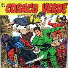 Tebeos: EL COSACO VERDE ALMANAQUE 1961 REEDICION. Lote 57811931