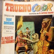Tebeos: TRUENO COLOR Nº 10 PRIMERA ÉPOCA. BRUGUERA 1969 8 PTS.. Lote 57836706