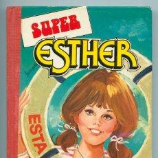 Tebeos: SUPER ESTHER - Nº 1 - ESTA ES MI VIDA - ED. BRUGUERA - 1ª EDICIÓN - 1982. Lote 57873943