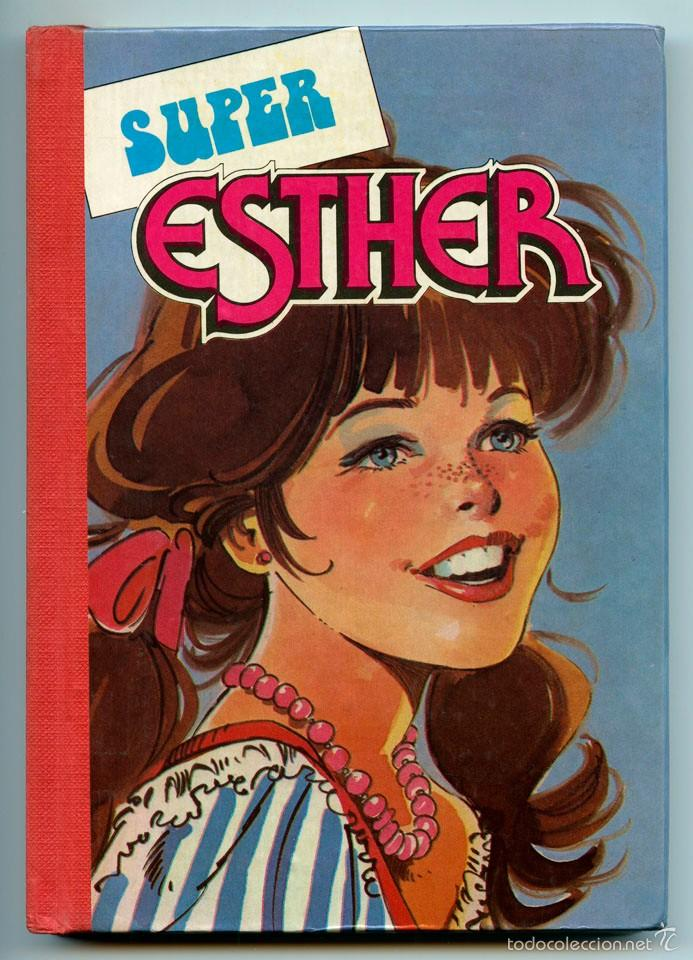 SUPER ESTHER - Nº 5 - ED. BRUGUERA - 1ª EDICIÓN - 1983 (Tebeos y Comics - Bruguera - Esther)