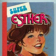 Tebeos: SUPER ESTHER - Nº 5 - ED. BRUGUERA - 1ª EDICIÓN - 1983. Lote 57874016