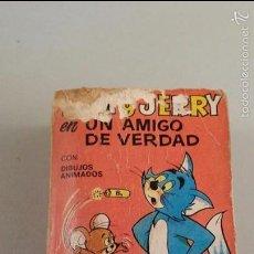 Tebeos: MINI INFANCIA Nº 31 TOM Y JERRY EN UN AMIGO DE VERDES, 1ª ED. FEBRERO 1969. Lote 57828054