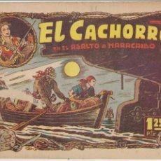 Tebeos: EL CACHORRO Nº 31, BRUGUERA 1951.. Lote 57885650