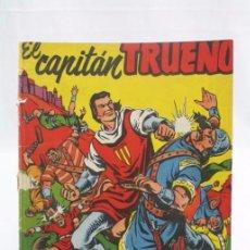 Tebeos: CÓMIC EL CAPITÁN TRUENO - ALMANAQUE PARA 1959 - ED. BRUGUERA, AÑO 1960. Lote 57886124