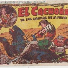 Tebeos: EL CACHORRO Nº 76, BRUGUERA 1951.. Lote 57886298