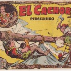 Tebeos: EL CACHORRO Nº 78, BRUGUERA 1951.. Lote 113566643