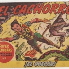 Tebeos: EL CACHORRO Nº 162, BRUGUERA 1951.. Lote 57886886