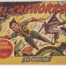 Tebeos: EL CACHORRO Nº 162, BRUGUERA 1951.. Lote 57886913