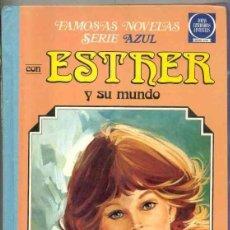 Tebeos: ESTHER Y SU MUNDO. BRUGUERA, NUM 3. Lote 57917654
