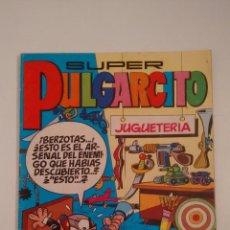 Tebeos: SUPER PULGARCITO Nº 19. BRUGUERA 1972. . Lote 57917895