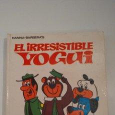 Tebeos: TELE ALEGRIA. EL IRRESISTIBLE YOGUI. HANNA BARBERA. BRUGUERA 1969. IMPECABLE.. Lote 57918395