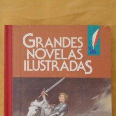 Tebeos: GRANDES NOVELAS ILUSTRADAS,TOMO 11,BRUGUERA.. Lote 57922397