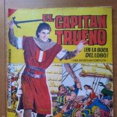 Tebeos: EL CAPITAN TRUENO ALBUM GIGANTE Nº 4 EDITORIAL BRUGUERA 1964. Lote 57923343