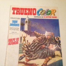 Tebeos: TRUENO COLOR Nº 26. GOLPE DE AUDACIA. PRIMERA 1ª EPOCA. BRUGUERA 1969. Lote 57925472