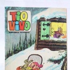 Tebeos: ANTIGUO CÓMIC TIO VIVO - ALMANAQUE 1967 - ED. BRUGUERA, AÑO 1967. Lote 57964962