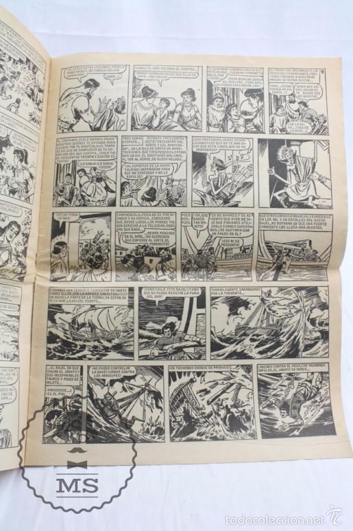 Tebeos: Cómic El Jabato - Álbum Gigante Nº 18. ¡Combate de Titanes! - Ed. Bruguera, Año 1967 - Foto 2 - 57965042