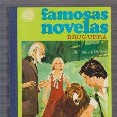 Tebeos: FAMOSAS NOVELAS - VOLUMEN XI - EDITORIAL BRUGUERA 1981 2ª EDICIÓN. Lote 57987328