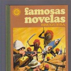 Tebeos: FAMOSAS NOVELAS - VOLUMEN III - EDITORIAL BRUGUERA 1981 2ª EDICIÓN. Lote 57987395