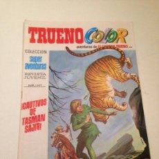 Tebeos: TRUENO COLOR Nº 162. CAUTIVOS DE TASMAN SAJIB. PRIMERA 1ª EPOCA. BRUGUERA 1972 . Lote 58005568
