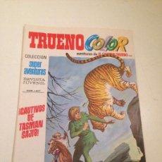 Tebeos: TRUENO COLOR Nº 162. CAUTIVOS DE TASMAN SAJIB. PRIMERA 1ª EPOCA. BRUGUERA 1972 . Lote 58005574