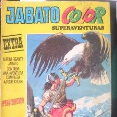 Tebeos: JABATO COLOR SUPERAVENTURAS - N 3 TERCERA EPOCA. Lote 58067249