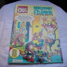 Tebeos: COMICS - OLE - MORTADELO Y FILEMON- Nº 265 M48 - VER FOTOS - MIRAR TODOS MIS LOTES DE TEBEOS. Lote 58129090