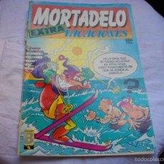 Tebeos: COMICS - MORTADELO -EXTRA VACACIONES Nº 11 - VER FOTOS - MIRAR TODOS MIS LOTES DE TEBEOS. Lote 58143994