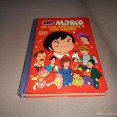 Tebeos: MARCO 1977 VOLUMEN I SUPER MARCO EDITORIAL BRUGUERA. 1ª EDICIÓN. Lote 58191075