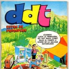 Tebeos: DDT EXTRA PRIMAVERA (BRUGUERA 1978) CON GALAX EL COSMONAUTA.. Lote 58218606