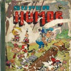 Tebeos: SUPER HUMOR X - BRUGUERA 1975 1ª EDICION, CON 360 PAGINAS - MUY DIFICIL EN ESTA EDICION - VER DESCR.. Lote 58238443