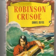 BDs: COLECCIÓN HISTORIAS. Nº 28. ROBINSON CRUSOE. DANIEL DEFOE. BRUGUERA 1963. (Z33). Lote 58248678